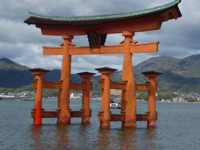 旦那さんの退職記念旅行⑤ 宮島から秋芳洞にそして福岡へ