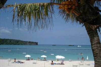 万座ビーチ2日間 1日目「憧れの沖縄リゾート」