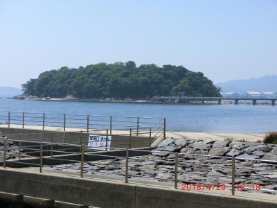 竹島に潮干狩りに行って来た