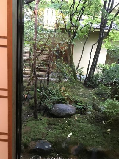 【山中温泉 かよう亭】お目覚めのお茶から始まる優雅な一日(施設と朝食編)