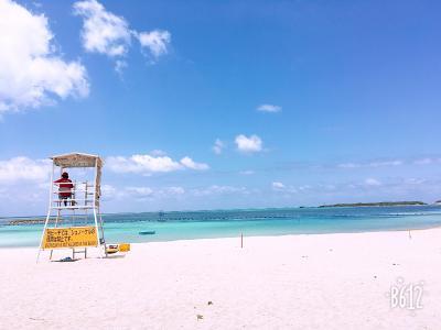 高齢母娘の沖縄2人旅 レンタカー無しでどこまで楽しめるか 3 たっぷり6時間美ら海滞在
