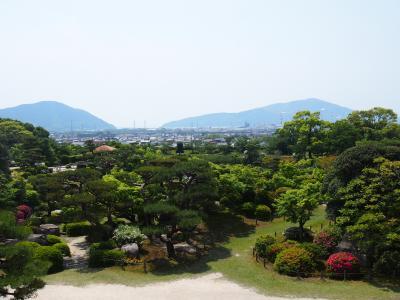 新緑の毛利氏庭園~維新胎動の地山口へ~