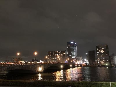 新潟一人旅 ホテルオークラ新潟泊 萬代橋VIEW