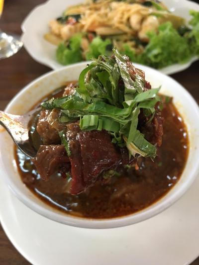アンコール遺跡ツアー⑨ レストラン