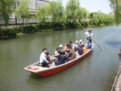 水郷 柳川を気ままにぶらり旅
