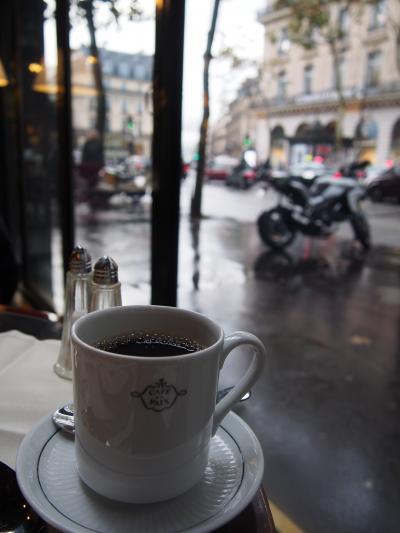個人旅行で行く初めてのパリと近郊&ちょっとだけブルージュ -パリ散歩・エールフランスラウンジ-