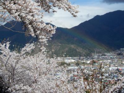 桜と五重塔と富士山のインスタ映えするスポットで大人気の新倉浅間神社を訪れました。