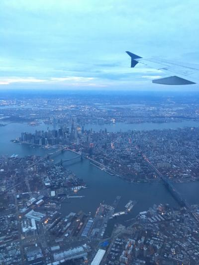 NYはいつ行っても楽しい~~飽きさせないね~~