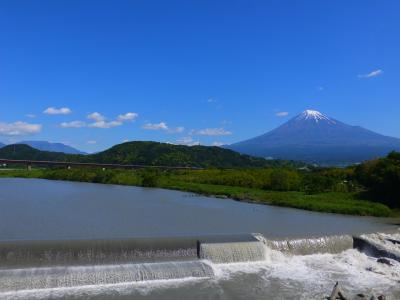 旧東海道を歩いてみた (その9 吉原 - 清水 編)