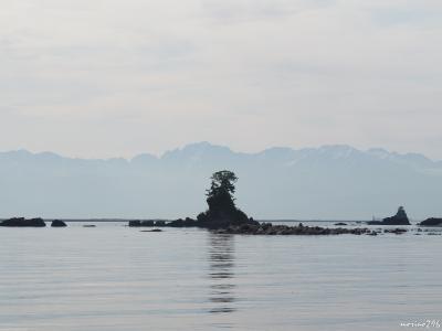 2018 GWは越中富山へ(その3)雨晴海岸、氷見