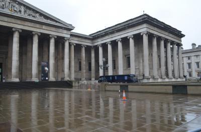 仏英旅行記その五、大英博物館