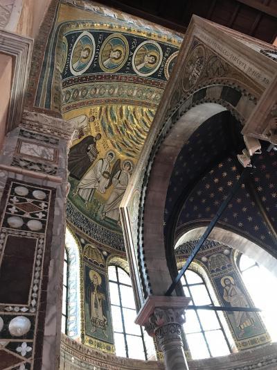 久しぶりの一人旅はイタリア・番外編(クロアチア・ポレチュ)9月21日(木)世界遺産・エウフラシウス聖堂