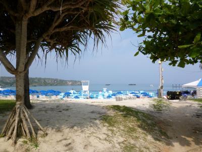 万座ビーチ3日間 2日目「太陽がいっぱいのビーチ」