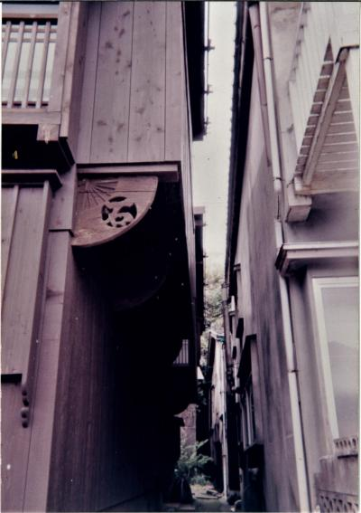 (古い記録)1992 GW佐渡島