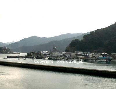 天草半島をフェリー&バスで縦断。鹿児島から長崎へ船旅
