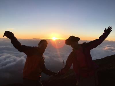 2泊3日の富士登山