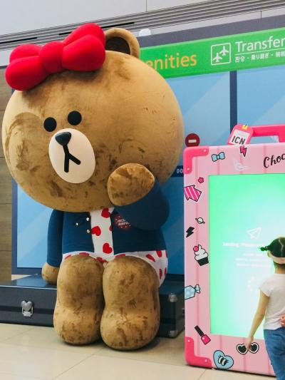 GWのソウルでグルメ&街歩き at 江南 2018(11)「COEX・仁川」