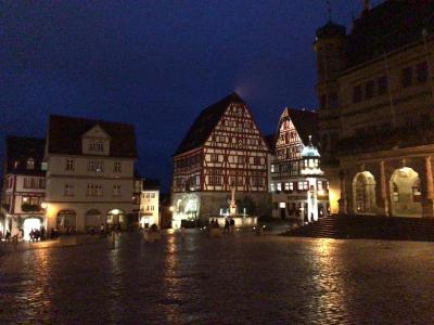 JALパックで行くビジネスクラスドイツ旅行。その2 観光編