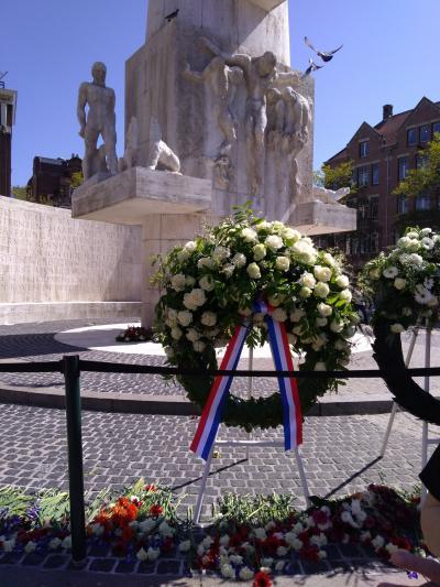 アムステルダムの土曜日 5月5日 解放記念日