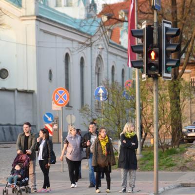 【1】急きょ決めたひとり旅は3度目の☆ラトビア&リトアニア5日間