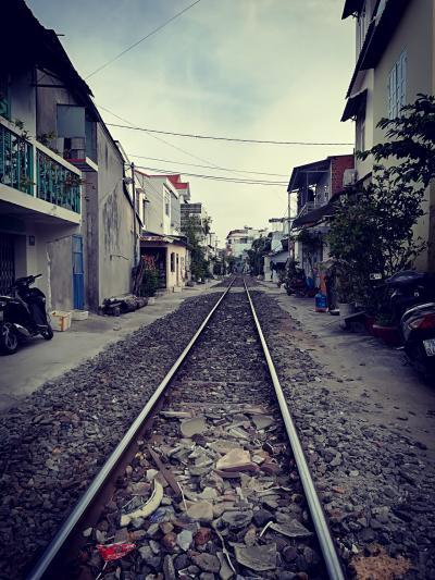 2017年 12月 今年最後の姉妹旅 ベトナム中南部縦断紀行 7日目 ニャチャンの裏道を往く