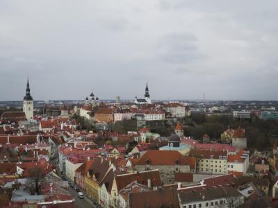 タリン Tallinn 2018