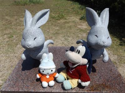 グーちゃん、GWに島根へ行く!(島根県立古代出雲歴史博物館でお勉強!編)
