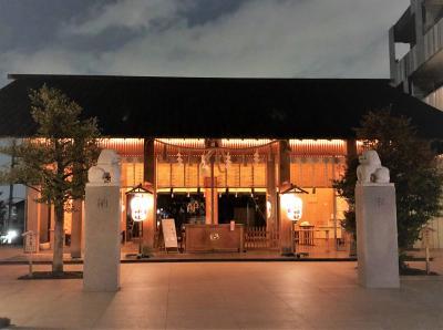 2018 APR 神楽坂⇒江戸川橋散歩 東京のど真ん中で北九州・小倉名物焼うどんを食べる