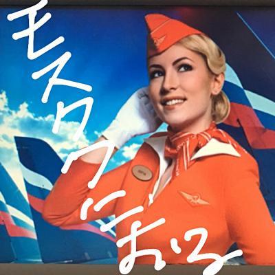 ロンドンGWぼっち旅01 出国からのモスクワ乗り継ぎのホテル到着まで。失敗続きのスタート