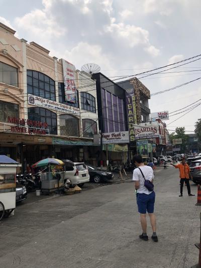 ジャカルタ街歩き  2泊4日