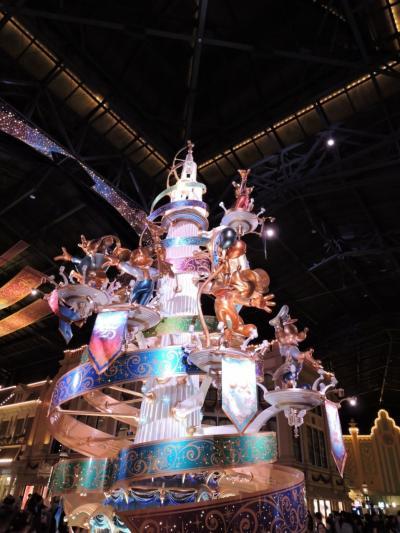 祝☆35周年(*^^*)ハピエストセレブレーションでお祝いが始まったランドを満喫!!