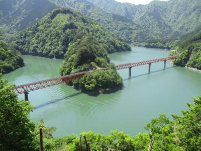 GW-大井川鉄道の旅<後編>-あぷとライン沿線のハイキング、SL、金谷 etc-