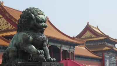 1泊2日 北京の定番を少しだけ