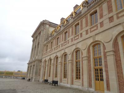 ベルサイユ宮殿観光
