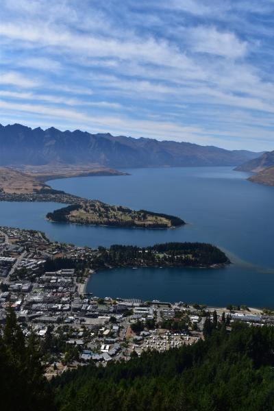 2017・18年子連れニュージーランドの旅(7)~女王陛下の町・クイーンズタウンでリゾート気分