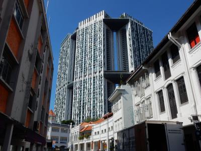 2018ゴールデンウィーク①(シンガポール・チャイナタウンとアラブストリート)