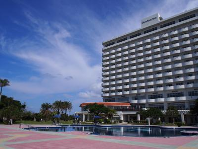 2018.4 沖縄 ロイヤルホテル沖縄残波岬(残波岬ロイヤルホテル)3世代 赤ちゃん&幼児連れでスタンダードルームに2連泊