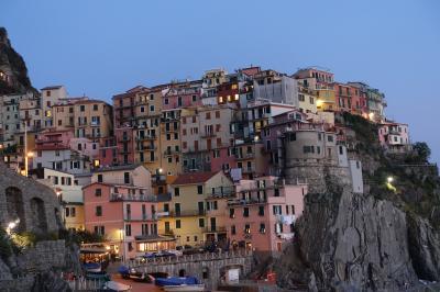 旅する貧乏ガードマン今度のお題はイタリア「チンクエテッレと周辺リゾートそしてヴェネチアに行ってみた」電車で巡るチンクエテッレの各村編