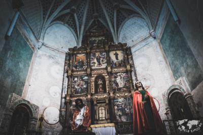 Convento De San Juan Bautista Puebla, Cuautinchán, Puebla, Mexico