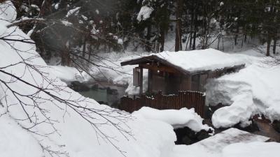 東北の秘湯、湯治場を探しに 4.乳頭温泉郷湯めぐり(蟹場、妙の湯)、新玉川温泉