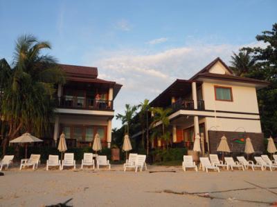 タイ最後の秘境、タイのモルディブ・リペ島③