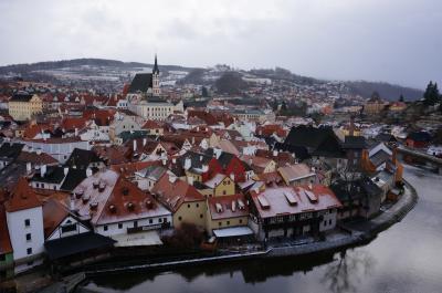 オーストリア(ウィーン)、チェコ(プラハ、チェスキークルムロフ)7日間 <3>