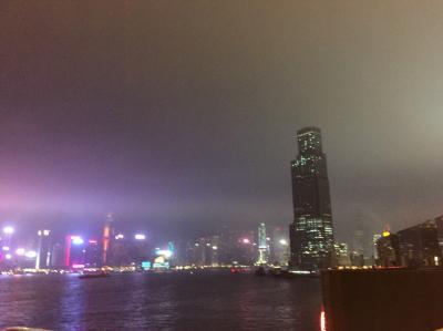 マカオ香港GW家族旅行