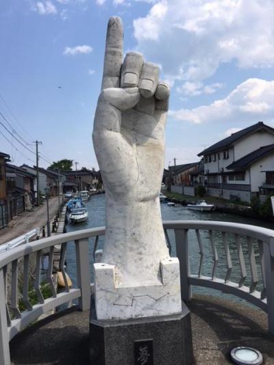 今年のGWも富山!通算9回目になりました!~(3)射水市新湊~高岡市と観光しました