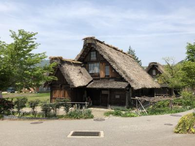 夫の定年退職記念に下呂温泉から白川郷へ。ホテルアソシア高山リゾートに泊まる。