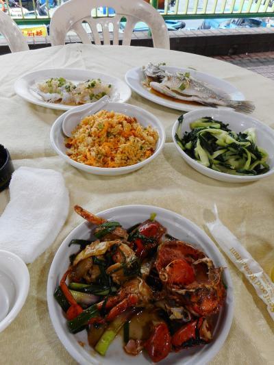 香港、ひとりだけの食事と買い物
