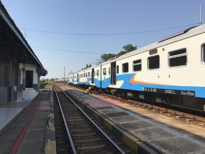 【2018年4月29・30日】「情報化社会」の嵐に飲まれながらのインドネシア・ジャワ島鉄道横断の旅(1・2日目)