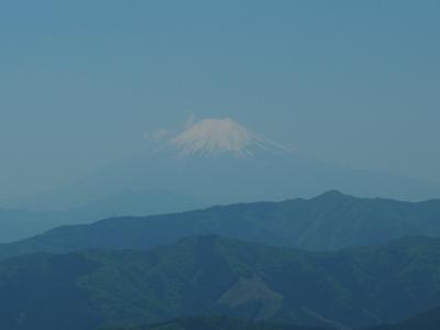 パワースポットと絶景の山旅 御岳山~大岳山日帰り登山