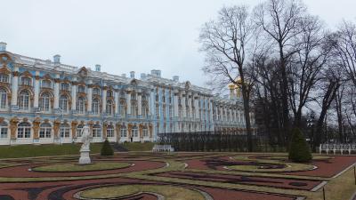 春のロシアは真冬並み【4日目 サンクトペテルブルクからモスクワへ】