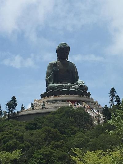 香港リベンジ旅行(ランタオ島)2日目 パワースポット巡り